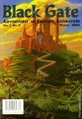 Black Gate Adventures in Fantasy Literature SC (2001-2003) 3-1ST