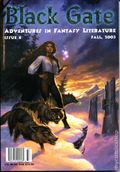Black Gate Adventures in Fantasy Literature SC (2001-2003) 6-1ST