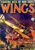 Wings (1928-1953 Fiction House) Pulp Vol. 5 #4