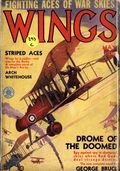 Wings (1928-1953 Fiction House) Pulp Vol. 5 #5