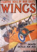 Wings (1928-1953 Fiction House) Pulp Vol. 5 #7