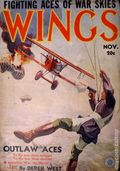 Wings (1928-1953 Fiction House) Pulp Vol. 5 #11