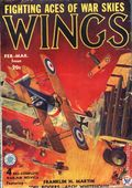 Wings (1928-1953 Fiction House) Pulp Vol. 6 #2