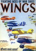 Wings (1928-1953 Fiction House) Pulp Vol. 6 #4