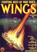 Wings (1928-1953 Fiction House) Pulp Vol. 6 #5