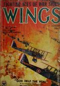 Wings (1928-1953 Fiction House) Pulp Vol. 6 #9