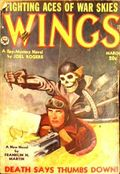Wings (1928-1953 Fiction House) Pulp Vol. 6 #11