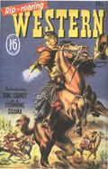 Rip-Roaring Western (1948 Bear Hudson) Pulp 1