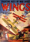 Wings (1928-1953 Fiction House) Pulp Vol. 6 #12