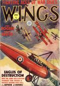 Wings (1928-1953 Fiction House) Pulp Vol. 7 #3