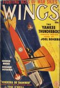 Wings (1928-1953 Fiction House) Pulp Vol. 7 #4