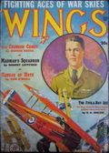 Wings (1928-1953 Fiction House) Pulp Vol. 7 #11
