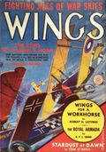 Wings (1928-1953 Fiction House) Pulp Vol. 8 #1