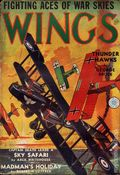 Wings (1928-1953 Fiction House) Pulp Vol. 8 #2