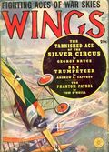 Wings (1928-1953 Fiction House) Pulp Vol. 8 #3