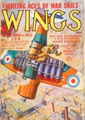 Wings (1928-1953 Fiction House) Pulp Vol. 8 #6