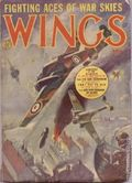 Wings (1928-1953 Fiction House) Pulp Vol. 8 #7