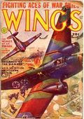Wings (1928-1953 Fiction House) Pulp Vol. 8 #8