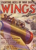 Wings (1928-1953 Fiction House) Pulp Vol. 8 #10