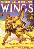 Wings (1928-1953 Fiction House) Pulp Vol. 9 #1