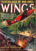 Wings (1928-1953 Fiction House) Pulp Vol. 9 #2