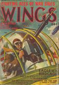 Wings (1928-1953 Fiction House) Pulp Vol. 9 #3