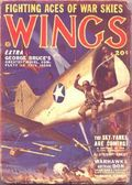 Wings (1928-1953 Fiction House) Pulp Vol. 9 #4