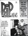 Rip Western News (1950 Dolphin Press) 1