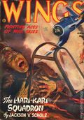 Wings (1928-1953 Fiction House) Pulp Vol. 9 #9