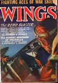 Wings (1928-1953 Fiction House) Pulp Vol. 9 #11