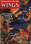Wings (1928-1953 Fiction House) Pulp Vol. 9 #12