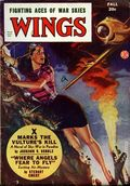 Wings (1928-1953 Fiction House) Pulp Vol. 10 #7