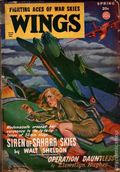 Wings (1928-1953 Fiction House) Pulp Vol. 11 #1