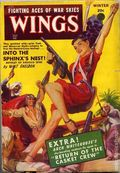 Wings (1928-1953 Fiction House) Pulp Vol. 11 #4