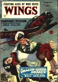 Wings (1928-1953 Fiction House) Pulp Vol. 11 #8