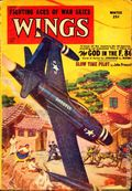 Wings (1928-1953 Fiction House) Pulp Vol. 11 #12