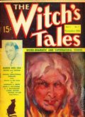Witch's Tales (1936 Carwood) Pulp Vol. 1 #1