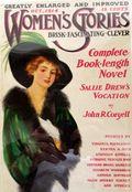 Women's Stories (1913-1914 Street & Smith) Pulp Vol. 4 #1
