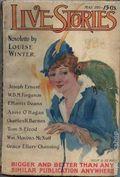 Live Stories (1914-1926 Clayton) Pulp Vol. 5 #2