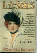 Live Stories (1914-1926 Clayton) Pulp Vol. 6 #1
