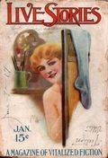 Live Stories (1914-1926 Clayton) Pulp Vol. 9 #3