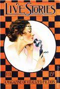 Live Stories (1914-1926 Clayton) Pulp Vol. 10 #1