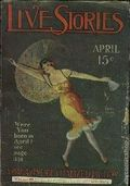 Live Stories (1914-1926 Clayton) Pulp Vol. 14 #3