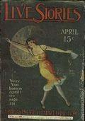 Live Stories (1914-1926 Clayton) Pulp Vol. 14 #3