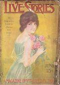 Live Stories (1914-1926 Clayton) Pulp Vol. 15 #2