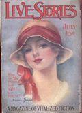 Live Stories (1914-1926 Clayton) Pulp Vol. 15 #3