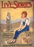 Live Stories (1914-1926 Clayton) Pulp Vol. 16 #1