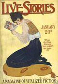 Live Stories (1914-1926 Clayton) Pulp Vol. 17 #3
