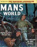 Man's World Magazine (1955-1978 Medalion) 2nd Series Vol. 5 #1