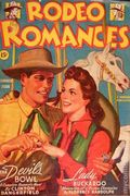 Rodeo Romances (1942-1950 Standard Magazines) Pulp Vol. 2 #3